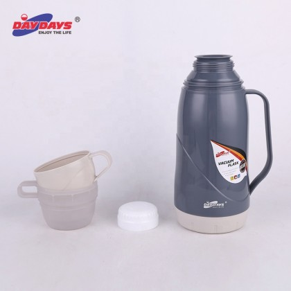 1 Liter Large Capacity Vacuum Flask Thermos Keep Warm and Cold Bottle (C019-0291) 99PERFECT