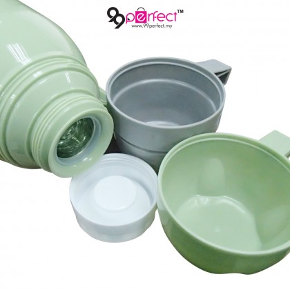 1L/1.8L Daydays Large Capacity Vacuum Flask Thermos Keep Warm Cold Bottle (CC19-0004 CC19-0005) 99PERFECT