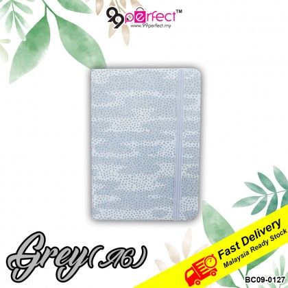 A5/A6 Fancy Hard Cover Notebook for Student Kids School (BC09-0120 BC09-0121 BC09-0125 BC09-0127 BC09-0128) 99PERFECT