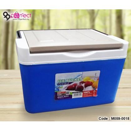 10L Ice Bucket Heavy Duty Cooler Box Cold Storage Box (M059-0018) 99PERFECT