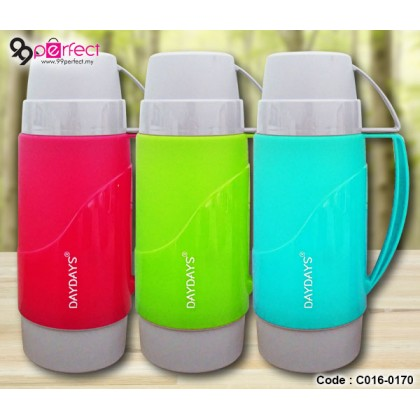 Thermos Flask 1 Liter (C016-0170) 99PERFECT