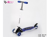 Kids Children Four Wheel Trail Twist Scooter Skating adjustable wheel