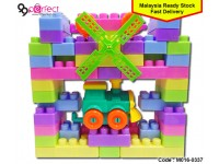 60 Pcs Building Blocks