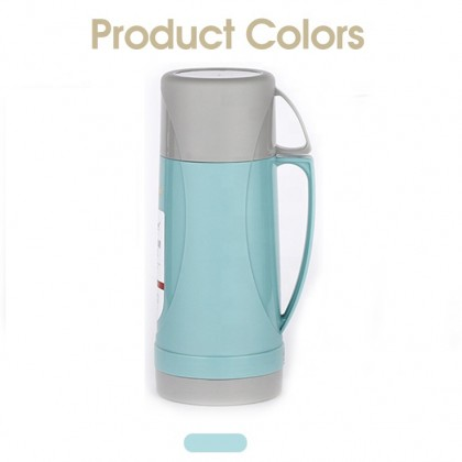 1L Large Capacity Vacuum Flask Thermos Keep Warm and Cold Bottle (C019-0259) 99PERFECT