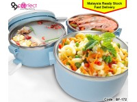3 Layers Stainless Steel Lunch Box