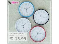 11 Inch Quartz Wall Clock