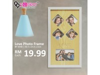Love Family Photo Frame