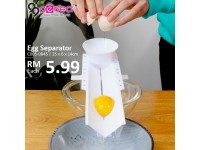 Creative Slide Egg White Yolk Separator