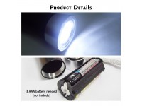 Mini 9 LED Flashlight