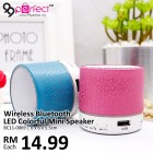 Wireless Bluetooth LED Mini Speaker
