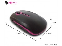 2.4GHz Flat Wireless Optical Mouse