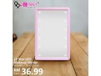 Fashion Creative LED Makeup Portable Mirror