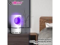 LED Light USB Charging Photocatalysis Suction Type Mosquito Killer