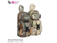 PUBG Army Pencil Case