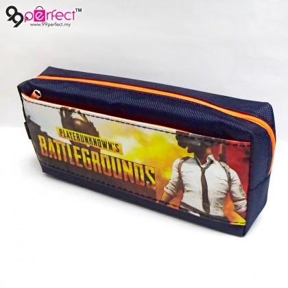PUBG Battlegrounds Pencil Case Student Pencil Box Case Supply Stationery