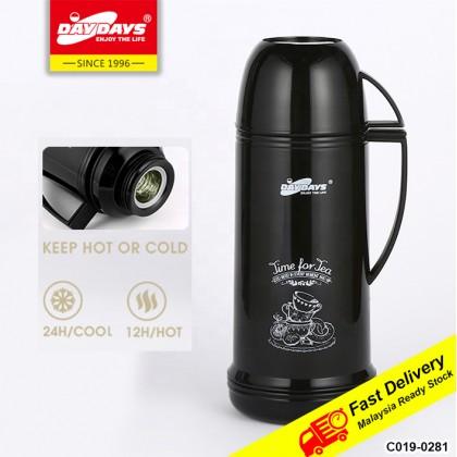 1000ML Large Capacity Vacuum Flask Thermos Keep Warm Bottle