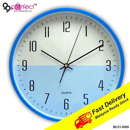 29.5cm Quartz Wall Clock Silent Moment (BC21-0005) 99PERFECT