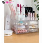 5 Drawers Clear Acrylic Cosmetic Storage Drawers Makeup Jewelry Storage Lipstick Holder Stand Brush EyeshadowCase Container