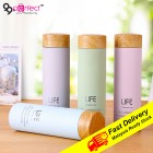 LIFE 500ML 304 Stainless Steel Insulate Thermos Bottle with Strainer