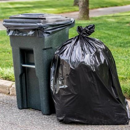 """15pcs Extra Size (32"""" x 39"""") Garbage Bag / Rubbish Bag / Rubbish Sack / Beg Sampah / Karung Sampah (M003-1758) 99PERFECT"""