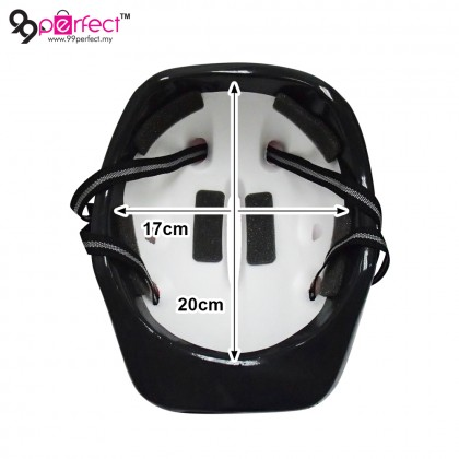 Random Design Kid Helmet Children Skate Cycling Bike Safety Helmet