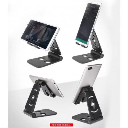 2 Pcs Random Colour Adjustable Phone Holder Bracket Mount Desk Stand Double Folding (C003-2505) 99PERFECT